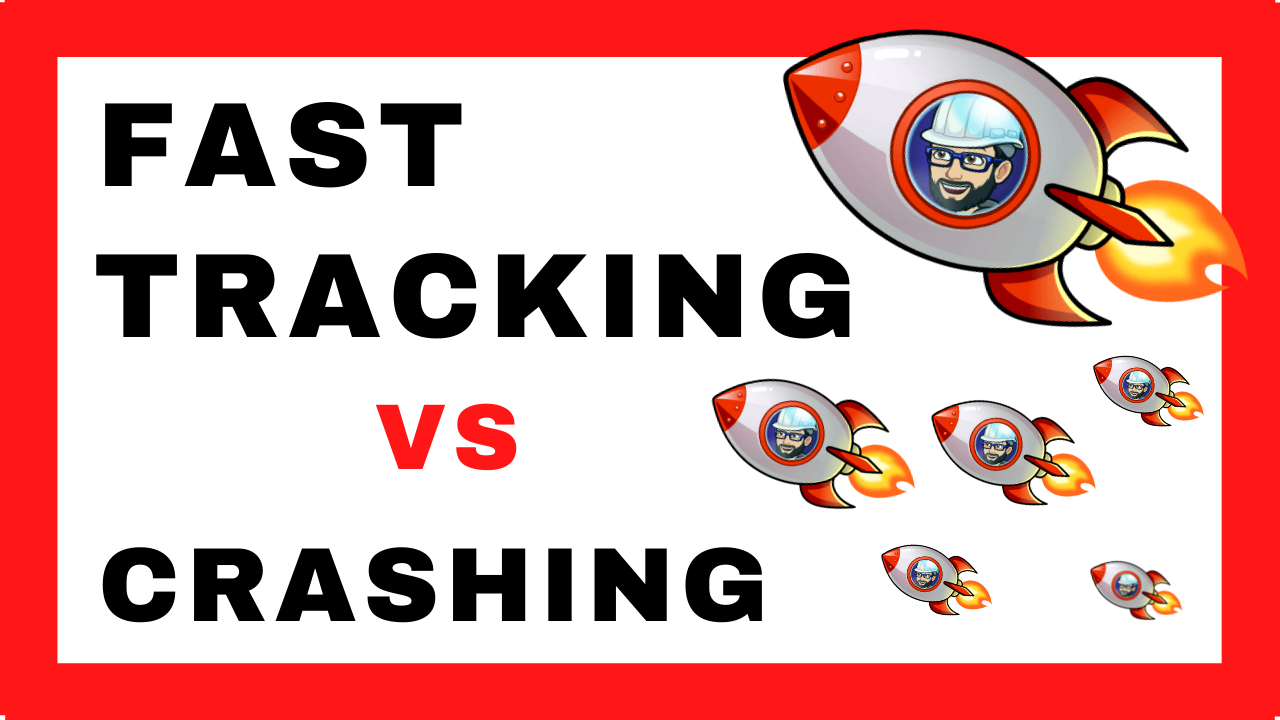 Fast Tracking vs Crashing planning management techniques