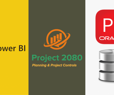primavera p6 database project 2080 power bi