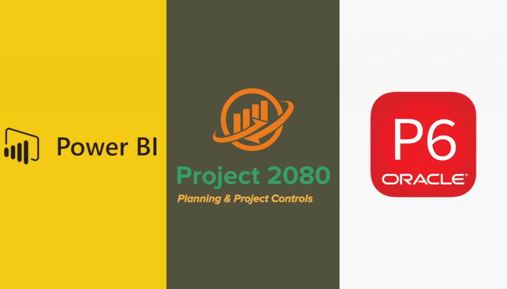 conectar primavera p6 con power bi Project 2080