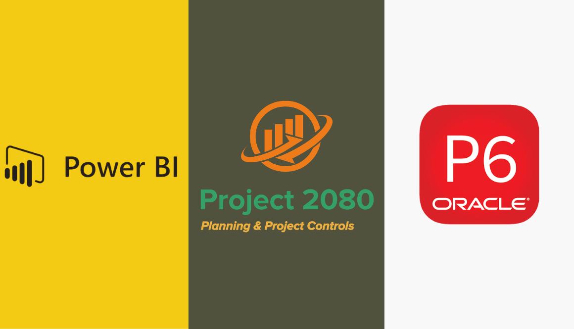 connect primavera p6 to power bi Project 2080