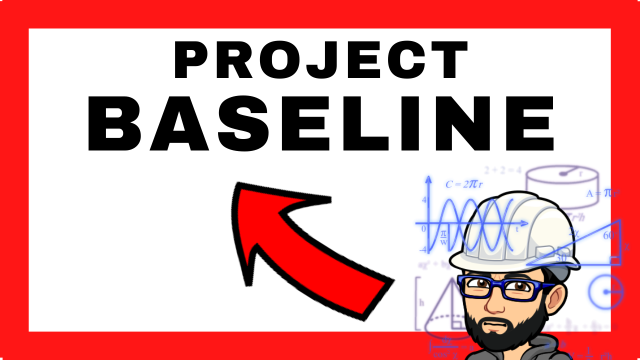 what is a project baseline