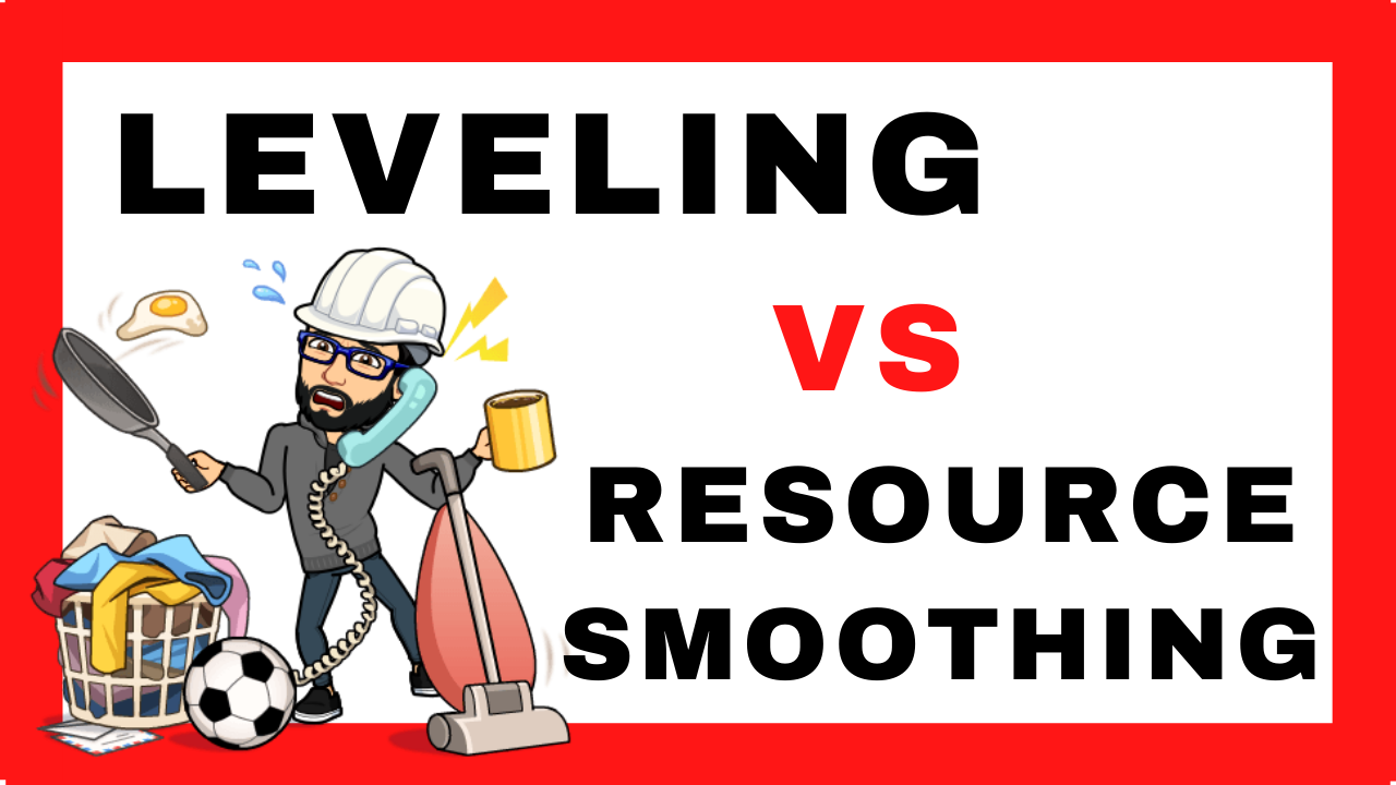 Resource Leveling and Resource Smoothing: Resource Optimization Techniques