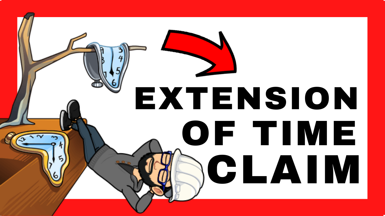 what is an extension of time claim in a contract